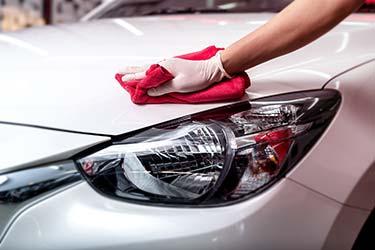 Premium car wax