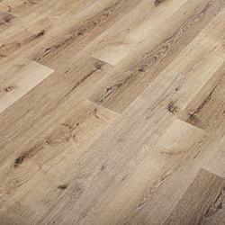 Beautiful blonde reclaimed oak lumber hardwood flooring