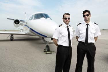 Our friendly pilots