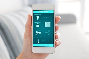 Smart Home Mobile App