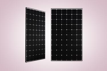 LG Solar Panel